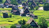 日本北陆米其林白川乡半自由行6日深度之旅