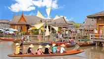 泰國曼谷-芭提雅-普吉島純享之旅8日游(曼巴普-泰國三部曲·全景巡禮)