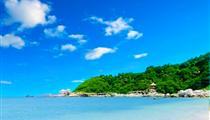 三亚蜈支洲岛-南山-天涯海角-亚龙湾6天5晚纯净之旅<一价全包>