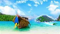 普吉島-斯米蘭尊享VILLA6日游<2晚網評5鉆海灘酒店+3晚五星泳池別墅>