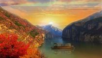 【精華游】重慶到三峽往返三日游<含餐含住宿+含3景點>