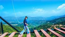 黑山谷生态风景区、梦幻奥陶纪二日游