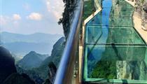 張家界森林公園-玻璃廊橋-大峽谷雙飛4日游<一價全含+0自費0購物>
