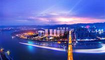 [3-8人小團] 重慶市內一日游純玩<磁器口+輕軌穿樓+洪崖洞+兩江夜游>
