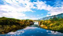 東北三?。ㄩL白山+鏡泊湖+呼倫貝爾+額爾古納+根河+大興安嶺+漠河)夕陽紅15日游(全景大東北)
