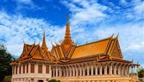 柬埔寨5天4晚半自由行<機票+酒店(雙早)+單次接送>