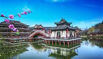華東<上海+蘇州+杭州+南京+無錫>+烏鎮周莊純玩雙飛6日游(榮耀江南)