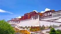 西藏拉萨布宫-大昭寺-巴松措-林芝-雅尼湿地-雅鲁藏布大峡谷-鲁朗林海-羊湖双飞7日游