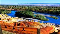 新疆独库公路、喀纳斯、禾木、赛里木湖、五彩滩、伊犁草原、草原石城纯玩三飞8日游