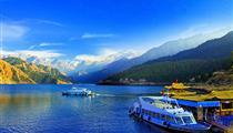 新疆天山天池-吐魯番-喀納斯-五彩灘-胡楊林-布倫托海-白沙湖雙臥雙飛8-10日游