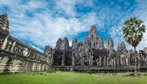 柬埔寨暹粒一地5天4晚传奇游