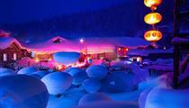 哈尔滨-亚布力-雪乡双飞5日游<0购物0自费+入住2晚国际五星酒店+亚布力不限时滑雪+重庆主城九区免费接送>