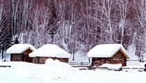 哈爾濱-亞布力滑雪-中國雪鄉-北方三亞灣雪地真溫泉雙飛6日游