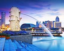 新加坡+马来西亚唯品纯玩6日游<云顶高原+圣淘沙+出海绿湖湾离岛>
