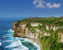 裸奔巴厘岛<出海蓝梦岛+贝尼达岛>双飞6日游