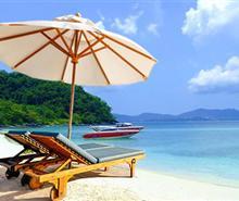 泰国曼谷+芭提雅+金沙岛+月光岛特色双飞6日游<全程0自费+赠旅拍>