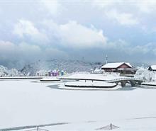 成都市内-西岭雪山-安仁古镇滑雪双汽3日游
