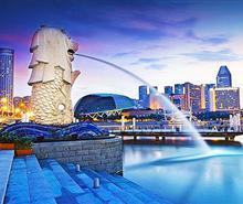 新加坡+马来西亚唯品纯玩6日游<云顶高原+圣淘沙+出海绿湖湾离岛>(享希尔顿)