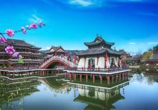 华东<上海+苏州+杭州+南京+无锡>+乌镇周庄纯玩双飞6日游(荣耀江南)