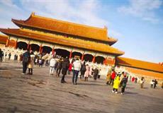 [直飞天津]北京+天津纯玩双飞六日游<连锁酒店+0自费0购物>(双都懒游)