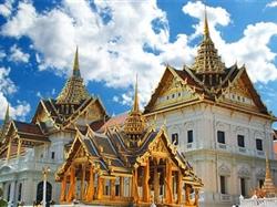 泰国曼谷-芭提雅-梦幻岛双飞6天风味之旅