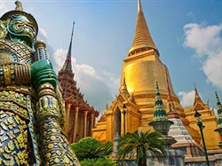 泰国+新加坡+马来西亚三飞9/10日游<泰新马三国深度纯玩>