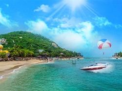 三亚蜈支洲岛-分界洲岛-南山-天涯海角-亚龙湾纯玩双飞5日游