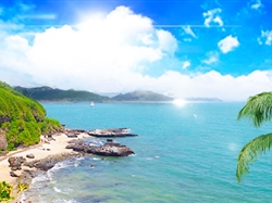 广西桂林+北海+涠洲岛品味双动7日游