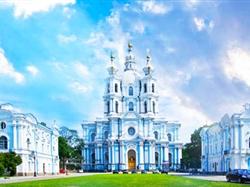 俄罗斯莫斯科-圣彼得堡-小金环双飞9日游