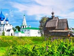 俄罗斯莫斯科-彼得圣堡-金环(谢镇+苏兹达里+弗拉基米尔)双飞9日游