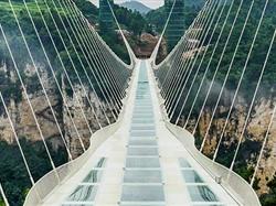 张家界森林公园-天门山玻璃栈道火车双座5日游