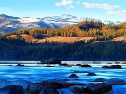 新疆喀纳斯-魔鬼城-塞里木湖-天山天池双飞双卧11-13日游