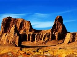 新疆布尔津-魔鬼城-喀纳斯-五彩滩-天山天池-火焰山双卧双飞8-10日游