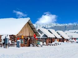 哈尔滨-亚布力不限时滑雪-童话雪乡-林海雪原老院子-伏尔加城堡-俄罗斯歌舞表演双飞6日游
