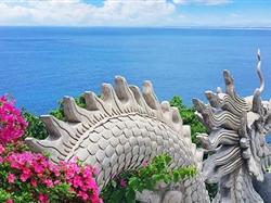 越南岘港山茶半岛+美溪沙滩+仙沙湾+迦南岛+巴拿山5\6日游<海边四星+3个店+4正餐>