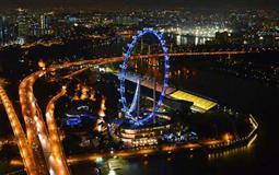 新加坡5天4晚自由行套餐<机票签证+酒店(1晚)+狮城全景通二日卡>