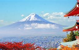 10月日本东京+箱根+富士山+京都+奈良+大阪6日游