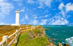 日本冲绳自由假期5+1半自由行<CA国航直飞+2个店+四星酒店>(鸟呗风情)