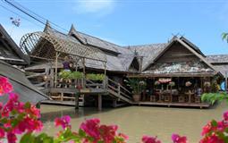 泰国曼谷+芭提雅+沙美岛高端纯玩6日游<0自费+一站式购物>(百变大咖)