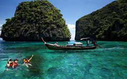 泰国普吉岛新奇之旅7日游<4+5星私人海边酒店,全程0自费,只进3个店>