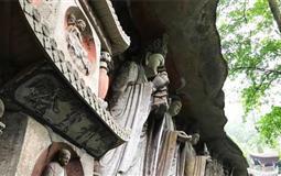 大足寶頂山、北山石刻、昌州古城、大足博物館純玩一日游