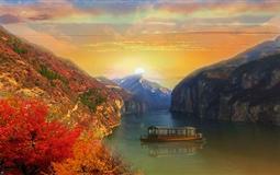 【精华游】重庆到三峡往返三日游<含餐含住宿+含3景点>