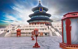 北京双飞五日游<0购物0自费>(京韵北京)