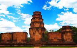 柬埔寨吴哥一地传奇双飞5日游