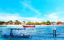 巴厘岛【罗威纳追海豚】双飞7日游<0购物+2天自由活动>(温德姆慵懒时光)