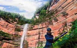 团队定制|贵州四渡赤水纪念馆-丙安古镇-赤水大瀑布二日游<重庆到贵州红色旅游线路>