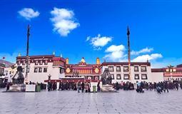 西藏拉萨-纳木错卧进飞回6日游