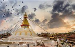尼泊尔<加德满都+博卡拉+奇特旺+纳加阔特>全景之旅纯玩9日游