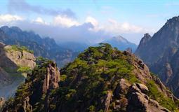 黄山、翡翠谷、宏村纯玩双飞4日游