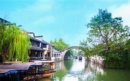华东六市+双水乡+拈花湾小镇+乌镇+红楼梦大观园双飞6日游